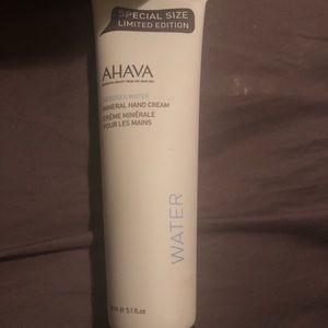 Ahava Dead Sea water mineral hand cream NEW